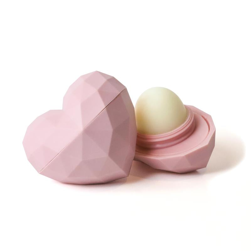 Heart Shaped Lip Balm | Pink Coconut Lime
