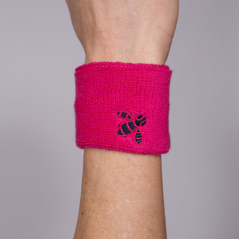 Organic Girls Wristbands (Persian Rose)