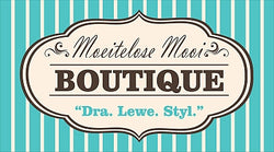 Moeitelose Mooi - Online Clothing Boutique