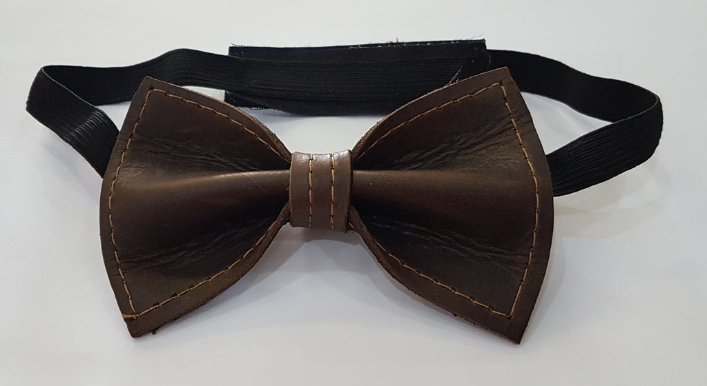 Made By Mosaic - Bow Tie - Diesel Brown