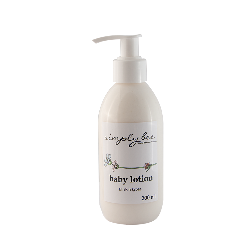 Simply Bee Baby Lotion - 200ml