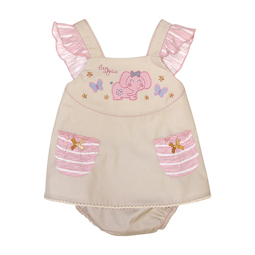 CLFB - Frilly Bum Infant Set