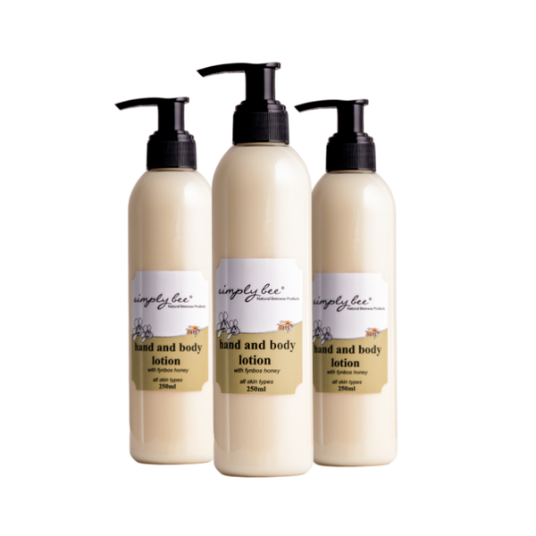 Hand & Body Lotion - 250ml