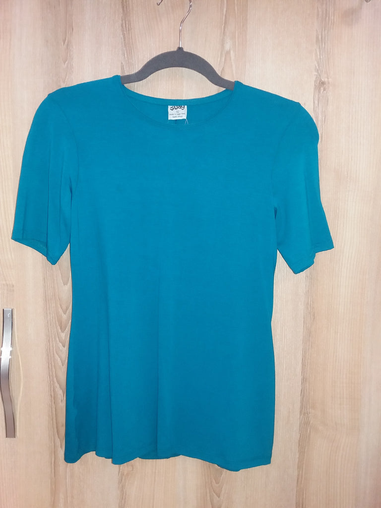 Sway Charlotte top teal, Moeitelose Mooi - Online Clothing Boutique
