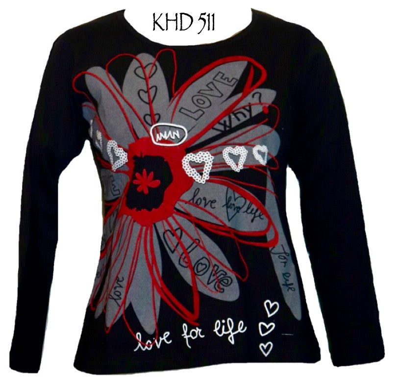 KHD511 - Winter Top