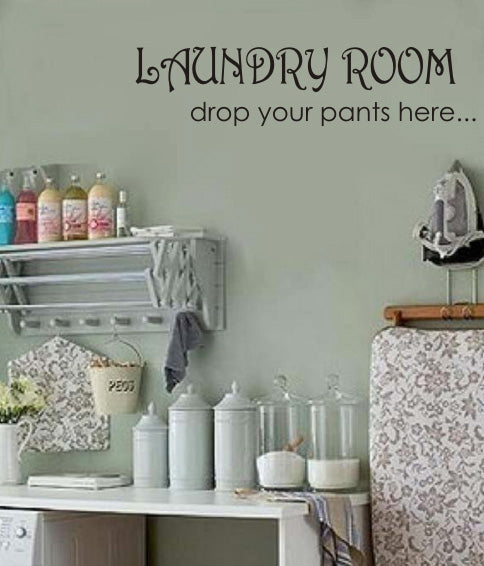 "The Letter Lady "" Laundry Room"" *"