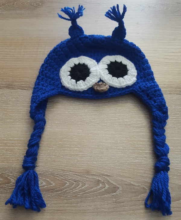 HpyB. Kiddies Owl Hats