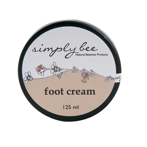 Simply Bee Foot Cream - 125ml