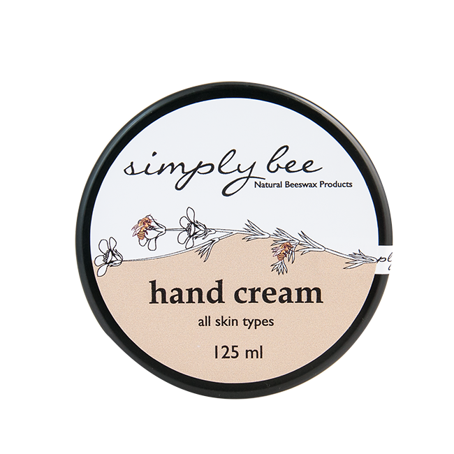 Simply Bee Hand cream 125ml