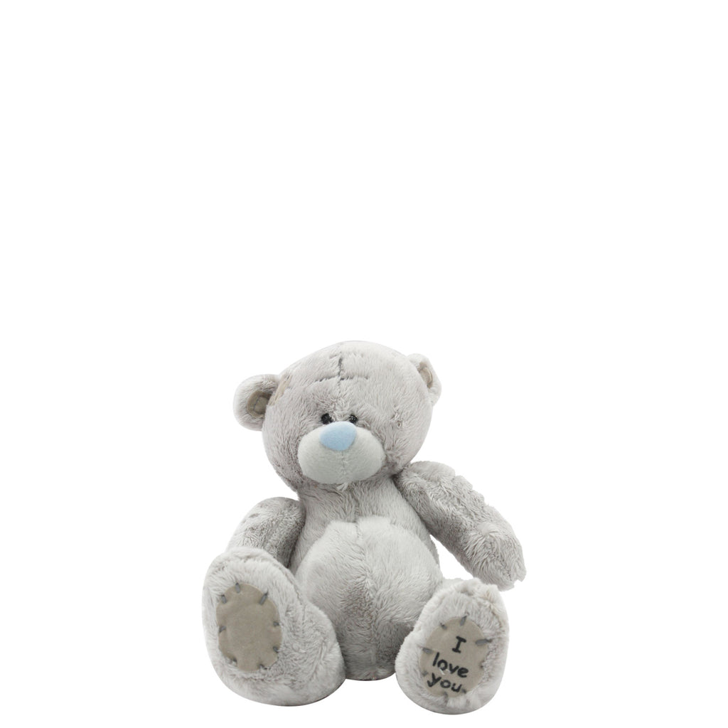 Plush Teddy - Grey