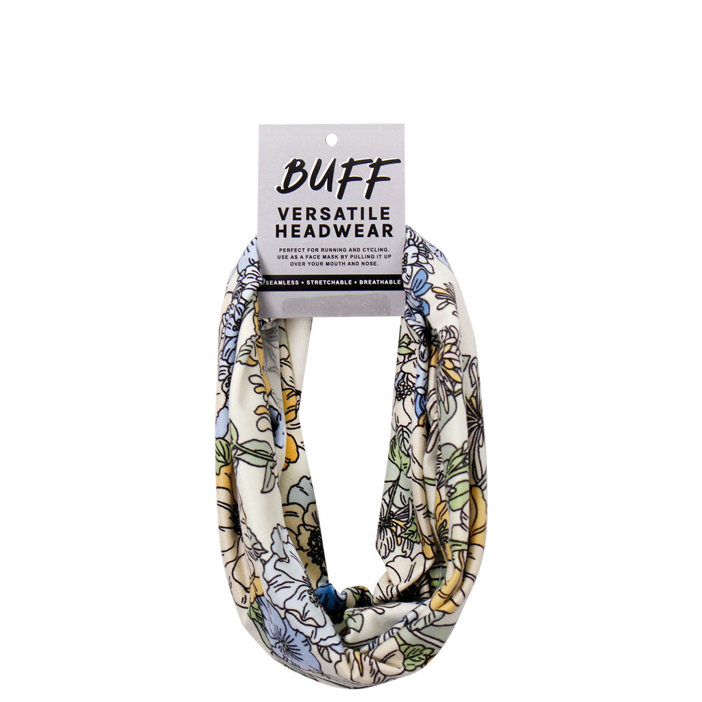 Buff - Floral
