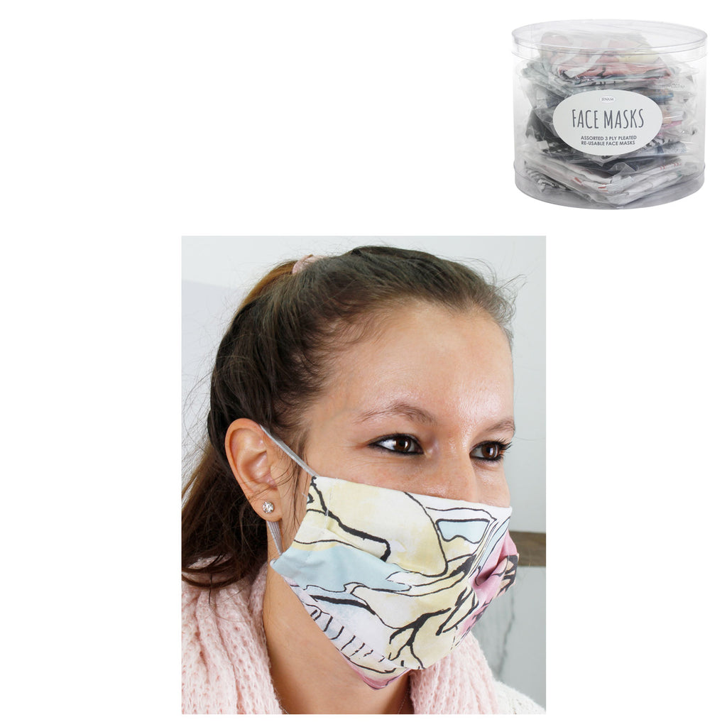 Face Masks - Assorted