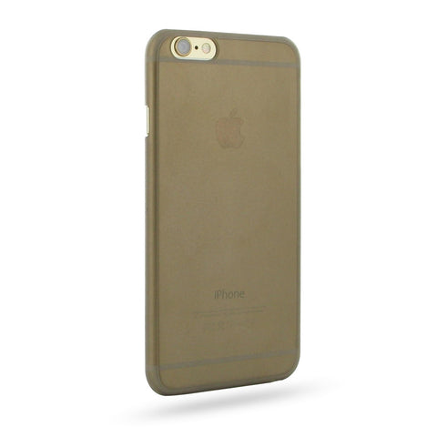 iPhone 6 6s 0.6mm Ultra thin Plastic Cover (Grey) :: PDair 10% OFF