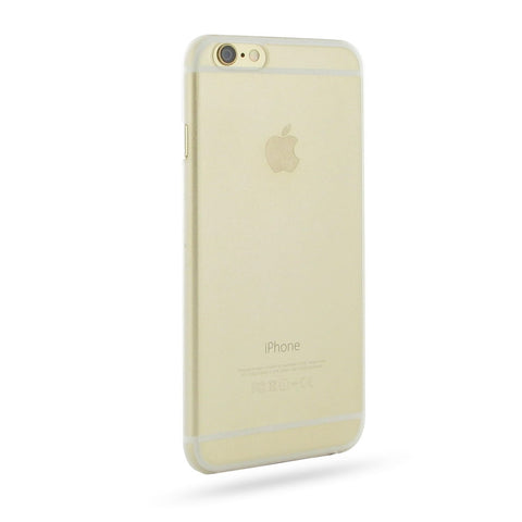 iPhone 6 6s 0.6mm Ultra thin Plastic Cover (Translucent) :: PDair