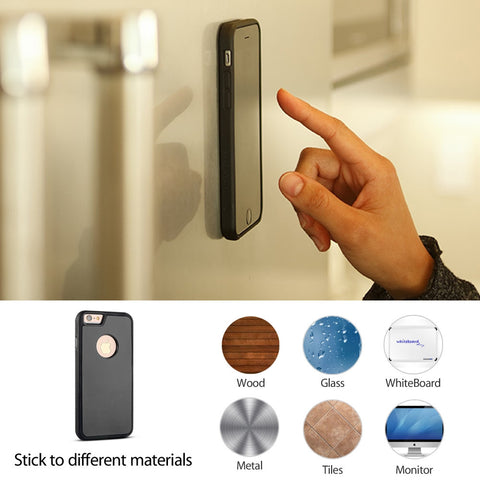 iPhone 6 6s Anti-Gravity Selfie Silicone Case :: PDair 10% OFF