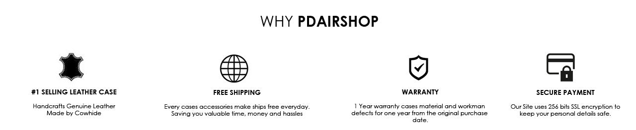 WHY PDAIRSHOP
