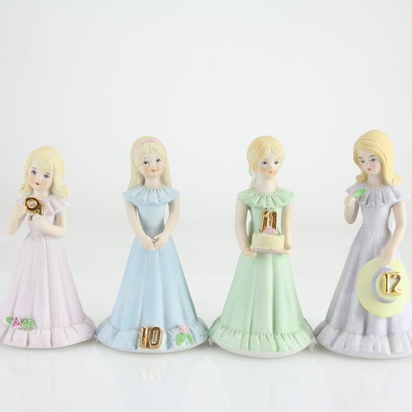 Enesco Growing Up Girls
