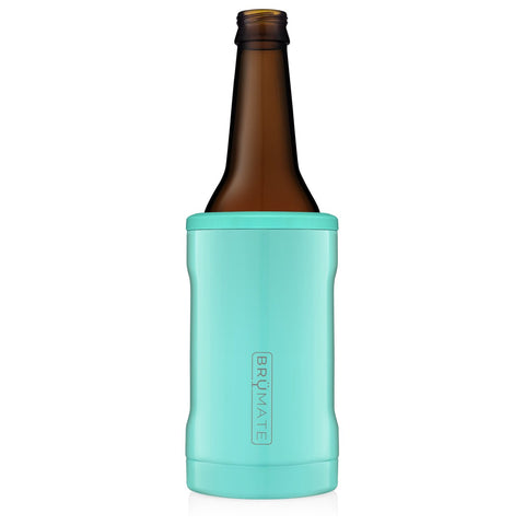 Aqua Stainless Steel Beer Bottle Cooler