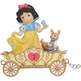 Precious Moments Disney Princess Train - May Your Birthday Be The Fairest Of Them All Age 1