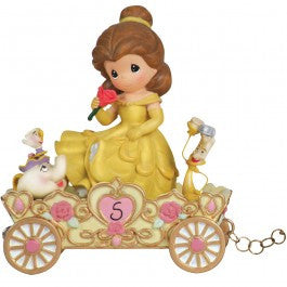 Precious Moments Disney Princess Train - A Beauty To Behold At Five Years Old