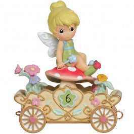 Precious Moments Disney Princess Train - Have A Fairy Happy Birthday