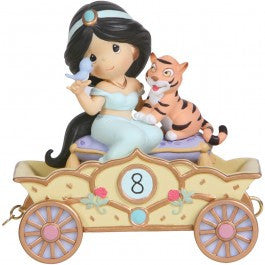 Precious Moments Disney Princess Train - Eight Is Great!