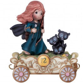 Precious Moments Disney Princess Train - Fulfill Your Dreams