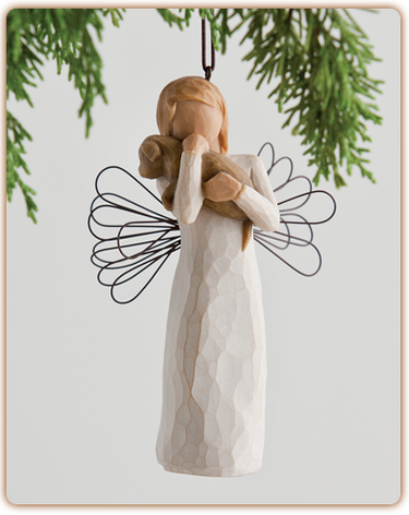 Willow Tree - Angel of Friendship Ornament