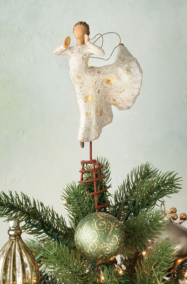 Willow Tree - Song of Joy Tree Topper