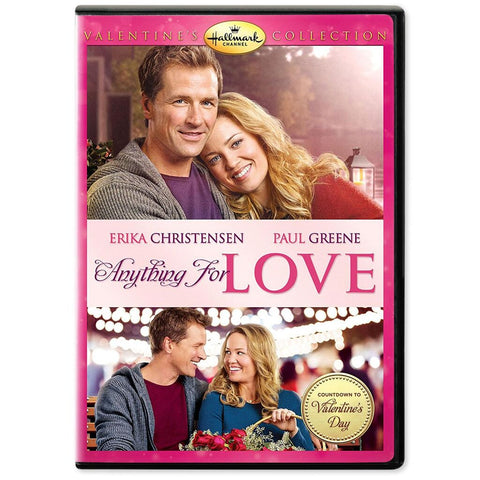 Anything For Love DVD