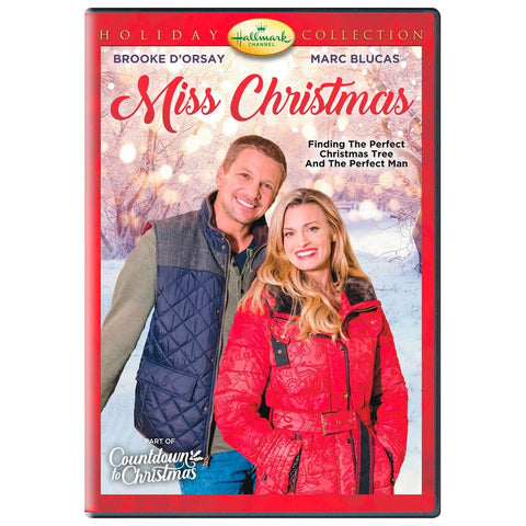 Miss Christmas DVD