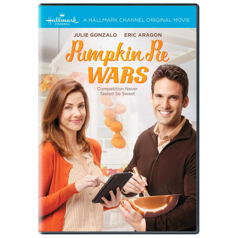 Pumkin Pie Wars DVD