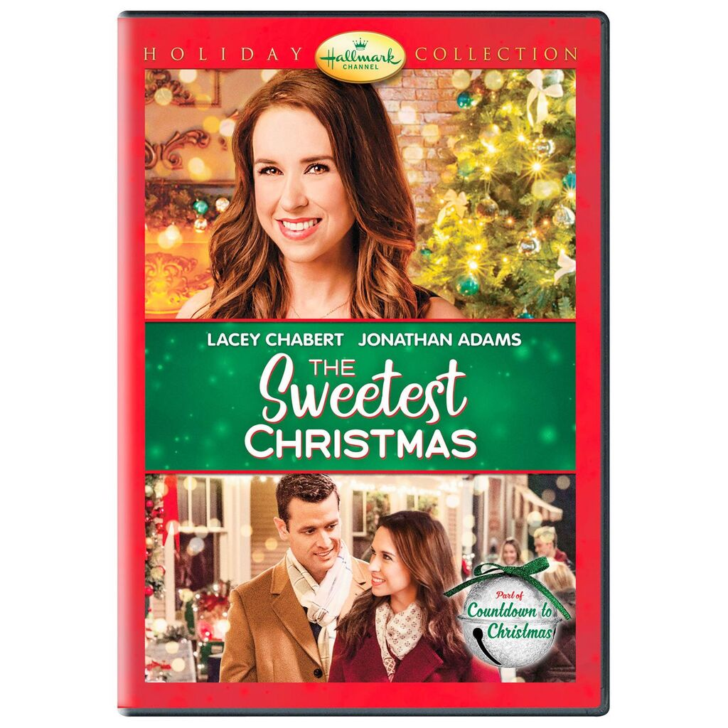 The Sweetest Christmas DVD