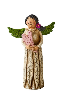 Unconditional Love Angel Figurine
