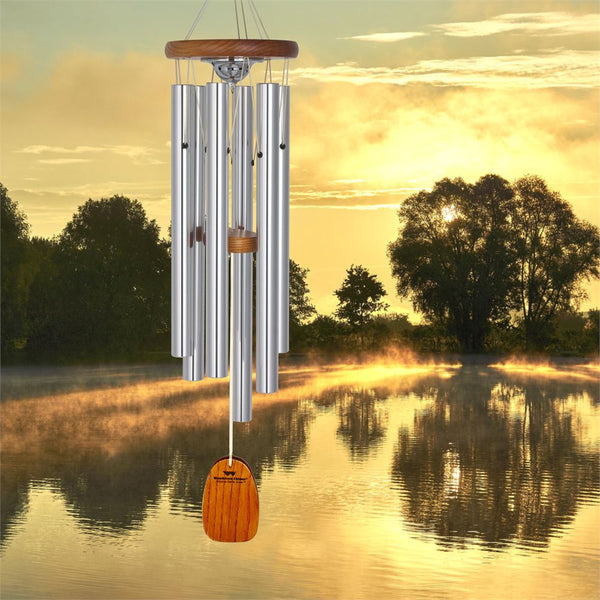 Woodstock Chimes - Amazing Grace Chime - Memorial Urn
