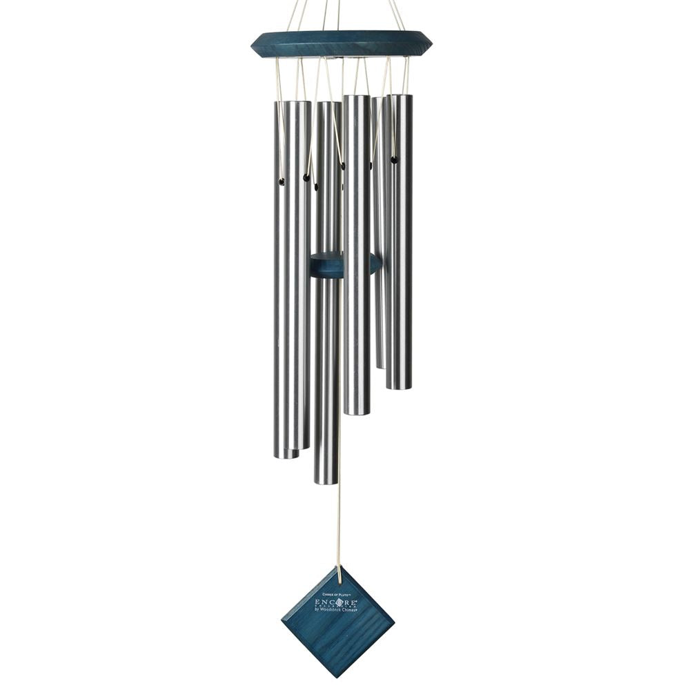 Woodstock Chimes - Chimes of Pluto - Blue Wash