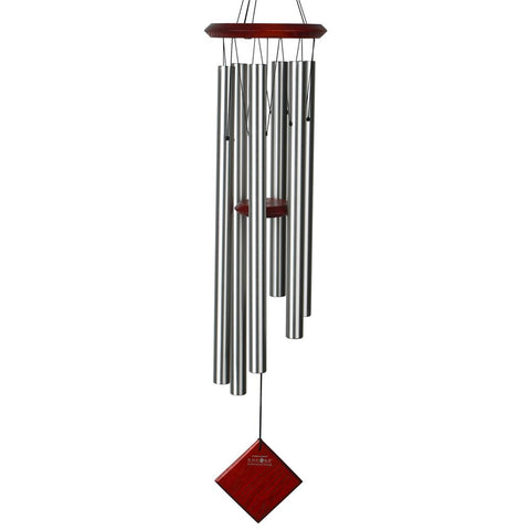Woodstock Chimes - Chimes of Earth - Silver