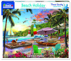 Beach Holiday Puzzle