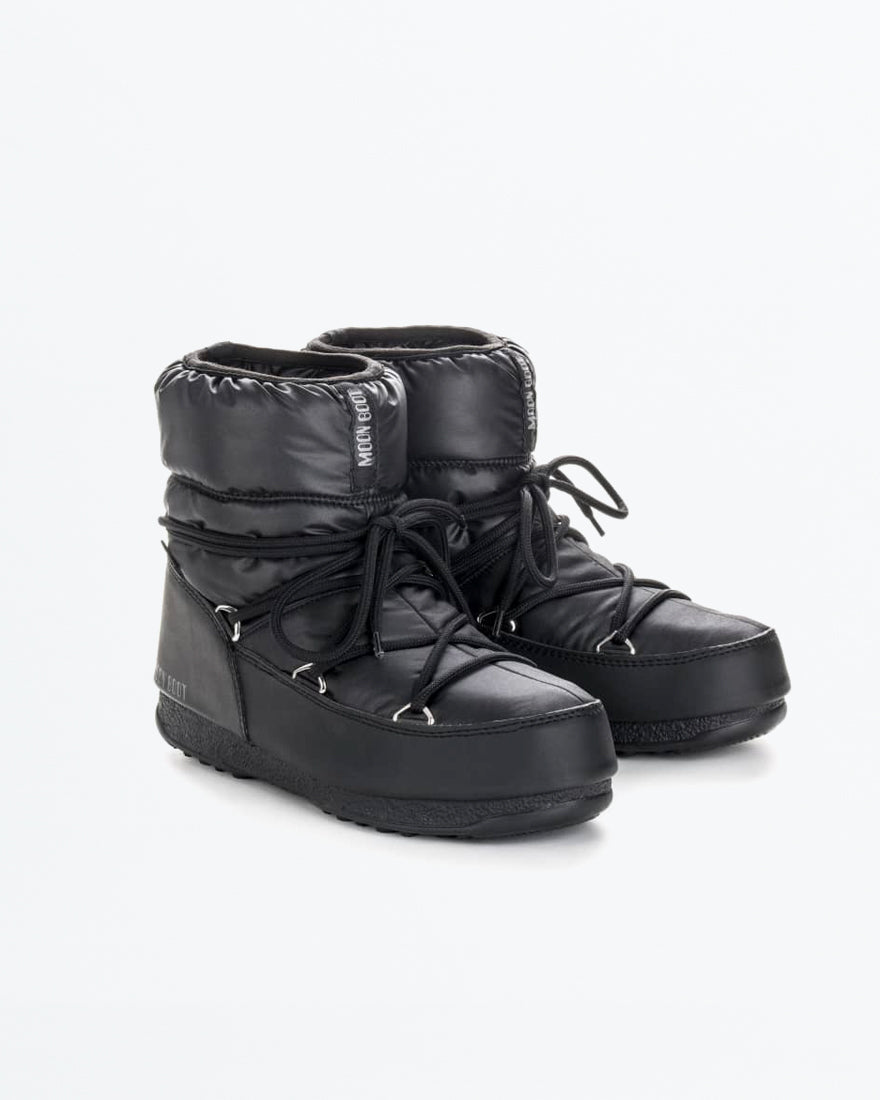 MB LOW NYLON WP 2 BLACK