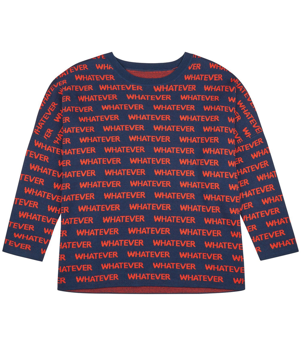CARRIE KNITTED SWEATER