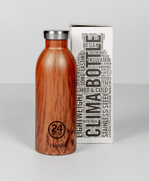 CLIMA BOTTLE SEQUOIA WOOD