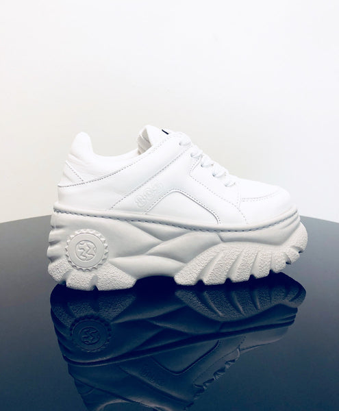 Chelsea White Sneakers