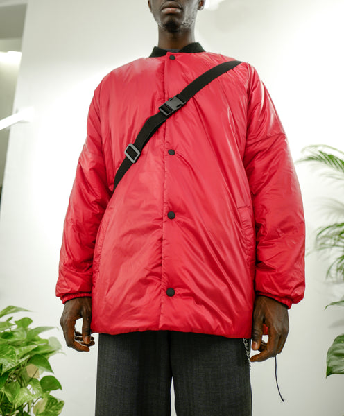 Levi Down Jacket Red