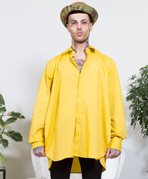 HOLLYWOOD SHIRT- YELLOW