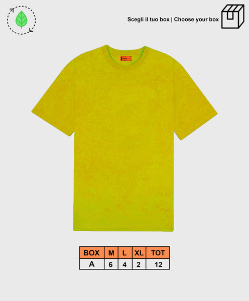 BASIC TEE YELLOW [ BOX A ]