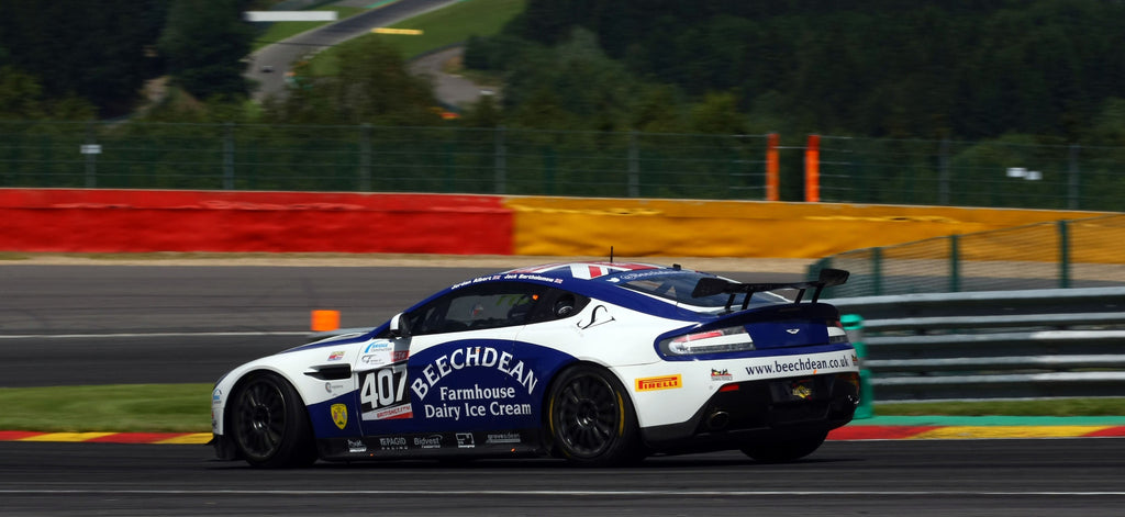Further Changes for Beechdean AMR in British GT