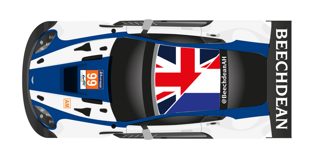Beechdean AMR Raise the Roof for Remainder of ELMS