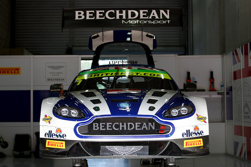 Beechdean AMR GT3 Withdraws from Snetterton