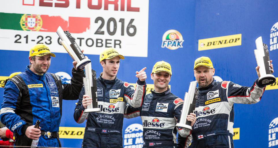 Surprise European Championship for Beechdean AMR
