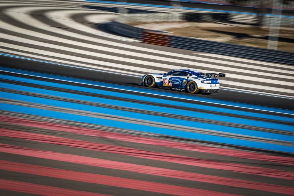 Beechdean AMR Return to ELMS Podium at Paul Ricard